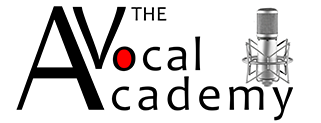 logo the vocal academy